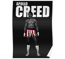 APOLLO CREED Poster