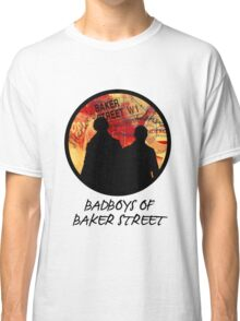 Bad Boys of Baker Street Modern Edition (Black) Classic T-Shirt