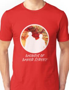 Bad Boys of Baker Street Modern Edition (White) T-Shirt