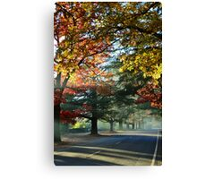 Bright and Early Canvas Print