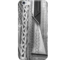 steel girders iPhone iPhone Case/Skin