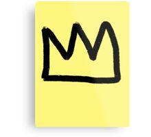 crown. Metal Print