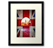Aggrandization Vol. III @londonlights Framed Print