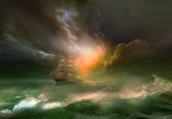 Intrepid by Igor Zenin