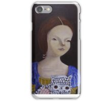 emilie iPhone Case/Skin