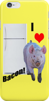 Love Bacon?  by Janette  Kimbrough
