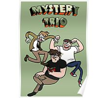 Mystery Trio Poster