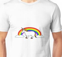 Unicorn and Rainbow Unisex T-Shirt