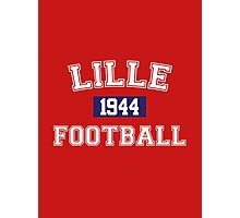 Lille Football Athletic College Style 1 Color Photographic Print