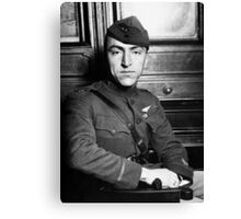 Captain Eddie Rickenbacker Canvas Print