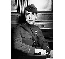 Captain Eddie Rickenbacker Photographic Print
