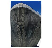 Sail Boat Keel Poster