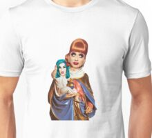 The Virgin Bianca & Adore Christ Unisex T-Shirt
