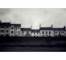 Seaside Houses Photographic Print
