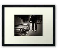 ''The Barkeeper's Friend'' Framed Print