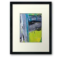 Acid Framed Print