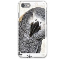 Sweet Pea African Grey iPhone Case/Skin