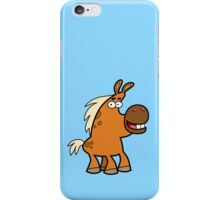 Cartoon Palomino Stud iPhone and iPod Cases by Cheerful Madness!! iPhone Case/Skin