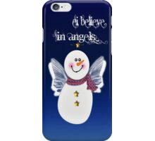 Snow Angel iPhone Case/Skin