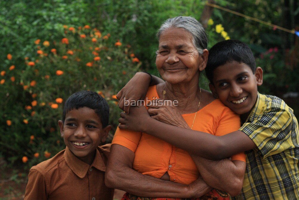 A Grandmother's Love.. by bambiisme