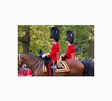 Guardsman on horseback in the Mall in London Unisex T-Shirt