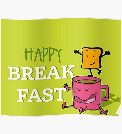 Happy Breakfast - 2 Poster