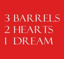 BARREL RACING T-SHIRT, HOODIE, STICKER by SKNickel