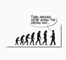 Journey of Humankind Kids Tee