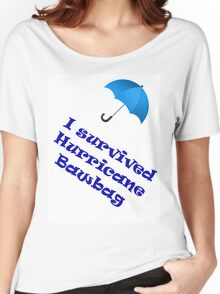 Hurricane Bawbag Women's Relaxed Fit T-Shirt