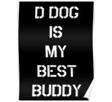 Best buddy DD Poster