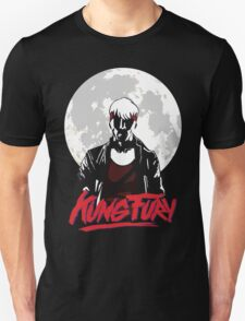 Kung Fury - Moon Unisex T-Shirt