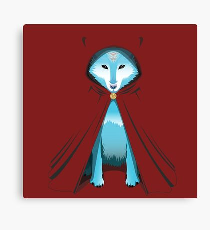 Beast of the Soul  Canvas Print