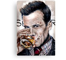 Macallan Specter Canvas Print
