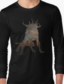 The Witcher 3 - Fiend Long Sleeve T-Shirt