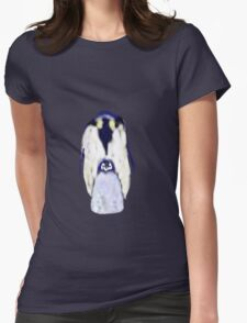 Penguins TEE/BABY GROW/STICKER Womens Fitted T-Shirt