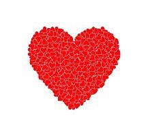 Hearts of hearts  Photographic Print