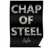 Alan Partridge – Chap of Steel Poster