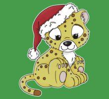 Jabari in a Christmas Hat T-Shirt