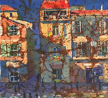 French Windows by Yevgenia Watts