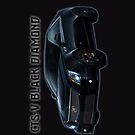 CTS-V Black Diamond by tapiona