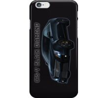 CTS-V Black Diamond iPhone Case/Skin