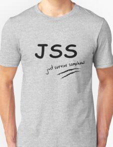 Walking Dead - Just survive somehow T-Shirt
