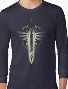 Master Sword solo Long Sleeve T-Shirt