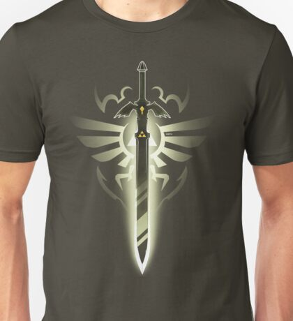 Master Sword solo Unisex T-Shirt