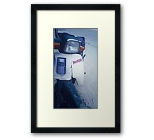 yamaha Framed Print