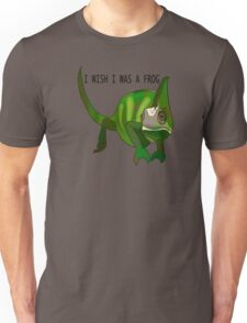 I Wish I Was a Frog Unisex T-Shirt