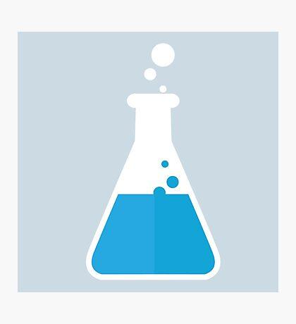 Chemistry Photographic Print