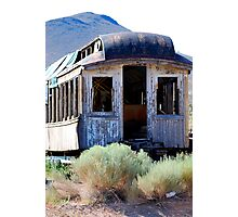 All Aboard Photographic Print
