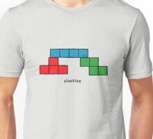 Planking Unisex T-Shirt