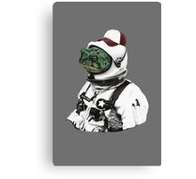 Slippy Toad Canvas Print